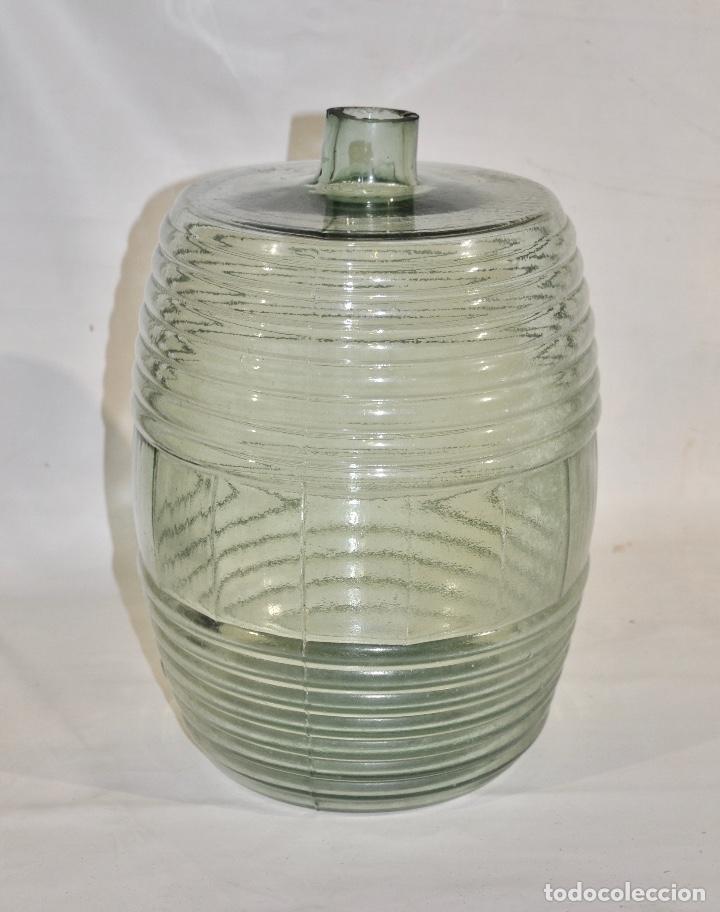 Botellas antiguas: Botella de farmacia para perfume a granel - Foto 2 - 182124902