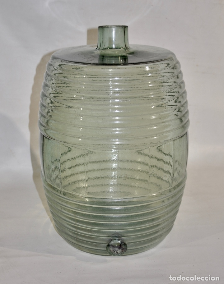 Botellas antiguas: Botella de farmacia para perfume a granel - Foto 3 - 182124902