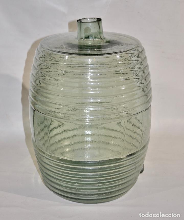Botellas antiguas: Botella de farmacia para perfume a granel - Foto 4 - 182124902
