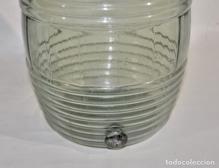 Botellas antiguas: Botella de farmacia para perfume a granel - Foto 7 - 182124902