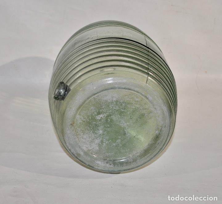 Botellas antiguas: Botella de farmacia para perfume a granel - Foto 8 - 182124902