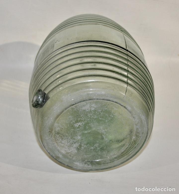 Botellas antiguas: Botella de farmacia para perfume a granel - Foto 9 - 182124902