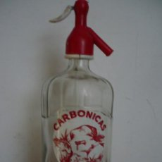 Botellas antiguas: SIFON FONTSECA. Lote 183692483