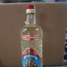 Botellas antiguas: BOTELLA DULCE SUPERIOR ANISETTE. Lote 184396458