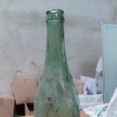 Botellas antiguas: BOTELLA VINO. Lote 186465967