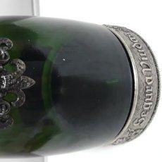 Botellas antiguas: BOTELLA VACIA CAVA BRUT RESERVA SEGURA VIUDA. Lote 189301832