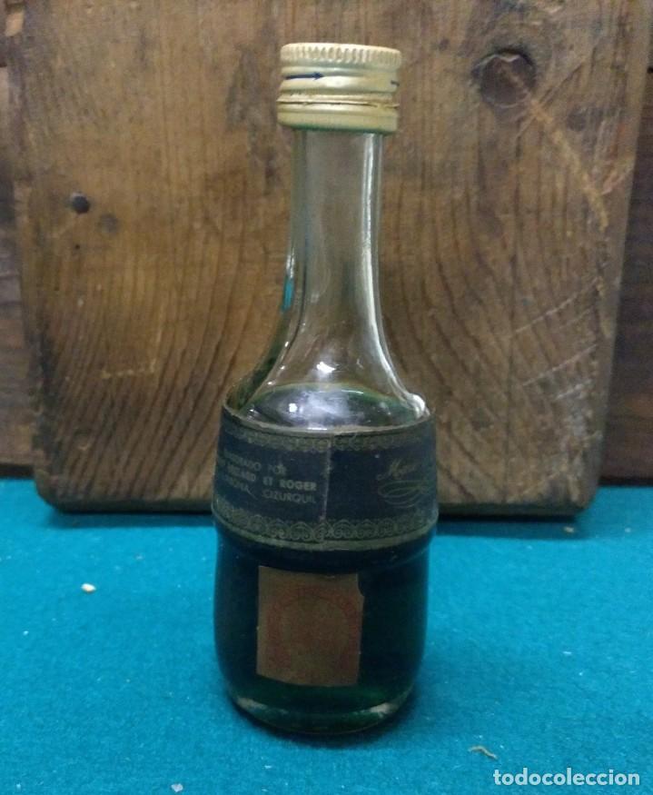 BOTELLIN MARIE BRIZARD PEPPERMINT (Coleccionismo - Botellas y Bebidas - Botellas Antiguas)