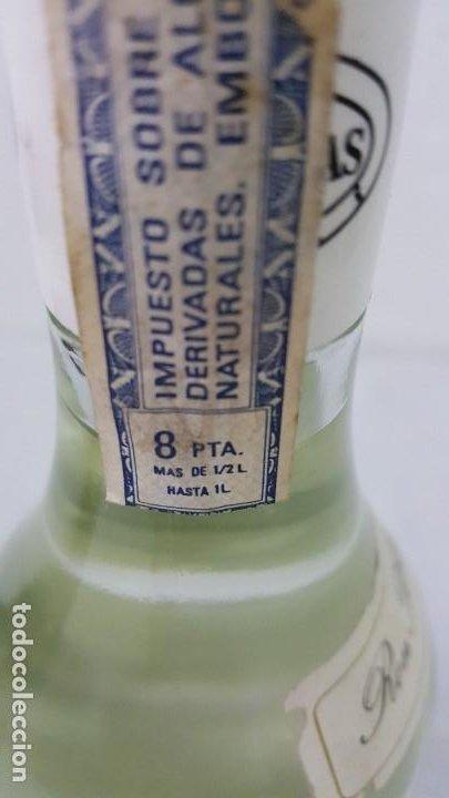 Botellas antiguas: RON BLANCO PARTAGAS ANTIGUO - Foto 4 - 192603177