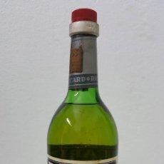 Botellas antiguas: ANISSE RICARD SELLO 8 PTAS. Lote 192603270