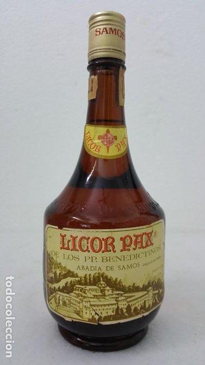 LICOR PAX (Coleccionismo - Botellas y Bebidas - Botellas Antiguas)