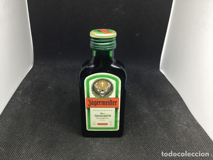 JAGERMEIFTER MINI BOTELLA (Coleccionismo - Botellas y Bebidas - Botellas Antiguas)