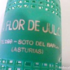 Botellas antiguas: FUNDA SIFON. Lote 194355088