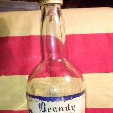 Botellas antiguas: BRANDY - PARRA VIEJA - BOTELLON .. Lote 194607282