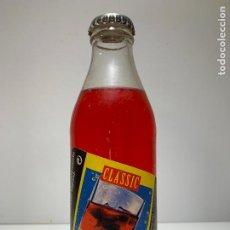 Botellas antiguas: ANTIGUA BOTELLA DE CLASSIC BITTER SIN ALCOHOL, LLENA. Lote 194893463