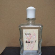 Botellas antiguas: ANTIGUA BOTELLA COLONIA AÑEJA F.. Lote 195247978