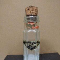 Botellas antiguas: ANTIGUA BOTELLA DE CONSERVAS TREVIJANO HIJO. LOGROÑO. ESPAÑA.. Lote 195247988