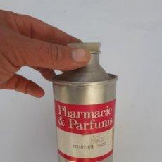 Botellas antiguas: FRASCO ESENCIA PARA PERFUME CHANIGEL // CON CONTENIDO. Lote 195333466