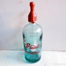 Botellas antiguas: SIFÓN PLANELL DE SURIA . Lote 195333828