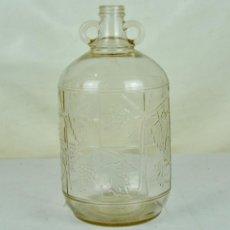 Botellas antiguas: DAMAJUANA INGLESA CON DOS ASAS. Lote 61347071