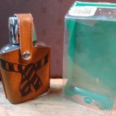 Botellas antiguas: PETACA LICOR CORONEL TAPPIOCCA. Lote 202999655