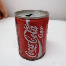 Botellas antiguas: LATA ANTIGUA COCA COLA DE 25 CL ESPAÑA ACERO CAN. Lote 207345041