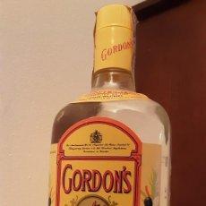 Botellas antiguas: ANTIGUA BOTELLA DE GINEBRA GORDON 75CL. Lote 208423770