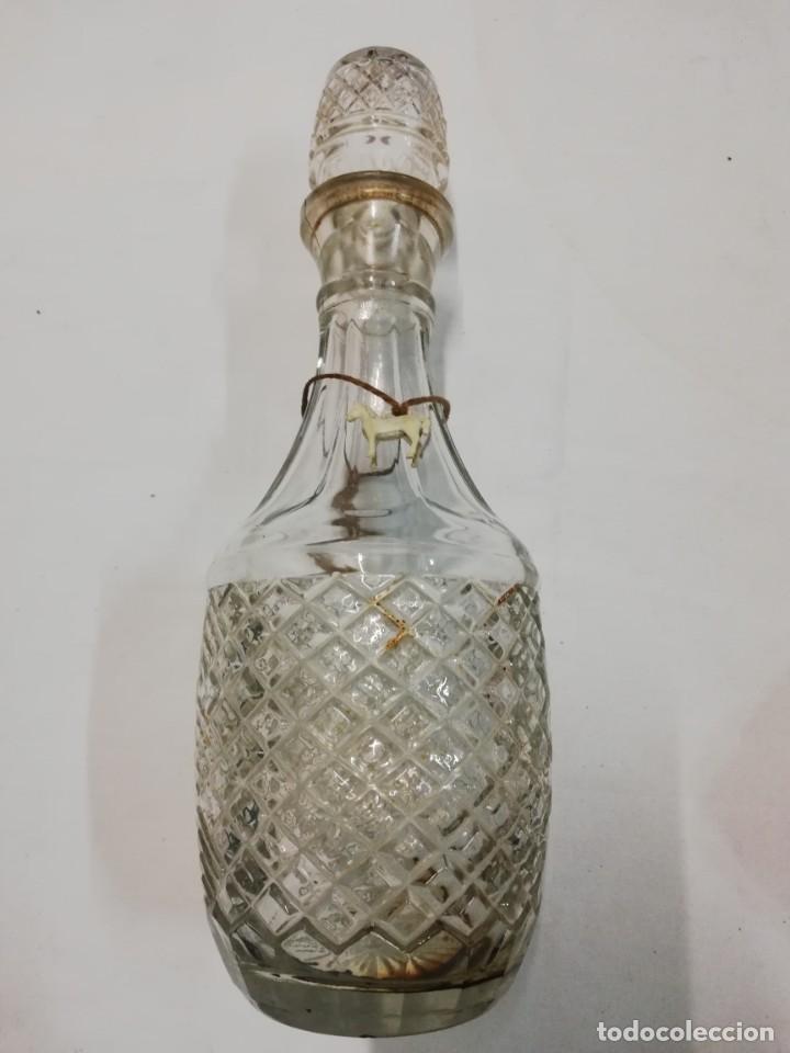 BOTELLA WHITE HORSE (Coleccionismo - Botellas y Bebidas - Botellas Antiguas)