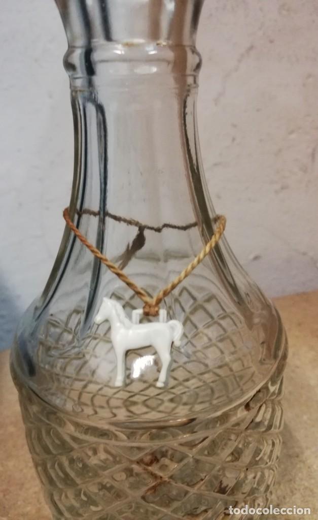 Botellas antiguas: Botella White Horse - Foto 3 - 209723778
