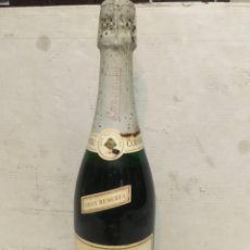 Botellas antiguas: (M-R/C) ANTIGUA BOTELLA DE CAVA CODORNIU GRAN RESERVA NON-POLUS-ULTRA BRUT R.S.I.30-279/13 - EMB 375. Lote 210818396