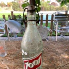 Botellas antiguas: ZARZAPARRILLA 1001. Lote 213090078