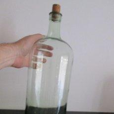 Botellas antiguas: BOTELLA GRANDE 35 CENTIMETROS DE ALTO 43 CENTIMETROS DE DIAMETRO. Lote 213095623