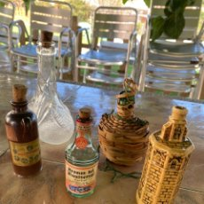 Bottigglie antiche: BOTELLINES. Lote 213634705