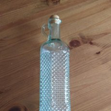 Botellas antiguas: BOTELLA ANTIGUA DE ANÍS DE JUAN MOMPO AYELO DE MALFERIT (VALENCIA). Lote 216988766