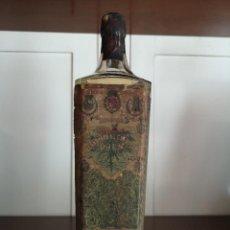 Botellas antiguas: OJÉN AGUARDIENTE SUPERIOR AÑOS 40'. Lote 218698498