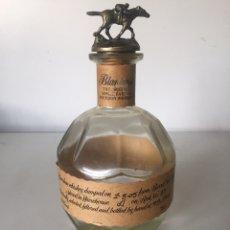 Botellas antiguas: BOTELLA VACÍA BLANTON'S BOURBON. Lote 224918243