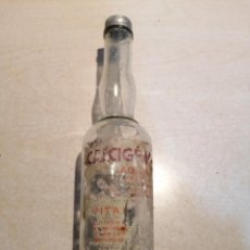 Botellas antiguas: BOTELLA CALCIGENOL IRRADIADO DOCTEUR PINARD. Lote 226076110