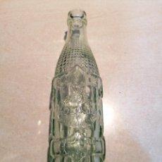 Botellas antiguas: BOTELLA VIDRIO GASEOSA GOLOSINA. Lote 226077520
