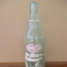 Botellas antiguas: ACHAMPAÑADA LA FLOR DE VALENCIA 1 LITRO. Lote 228750165