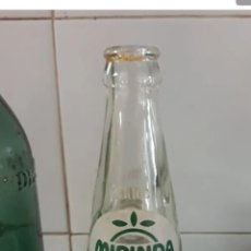 Botellas antiguas: BOTELLA MIRINDA 200CC. Lote 235698820