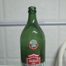Botellas antiguas: BOTELLA 1 LITRO AGUAS DE FONTENOVA. Lote 236245040