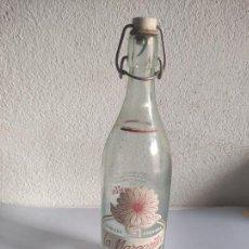 Botellas antiguas: BOTELLA DE GASEOSA LA MARGARITA - LA CASESA - AÑOS 70. Lote 241754385