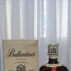 Bouteilles anciennes: BOTELLA BALLANTINES MUY ANTIGUA. Lote 243588950