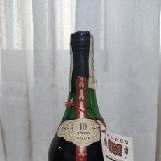 Bouteilles anciennes: BOTELLA TORRES IMPERIAL BRANDY 10 AÑOS MUY ANTIGUA. Lote 243643700