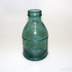 Botellas antiguas: BOTELLA O FRASCO PARA PRODUCTO EN POLVO O COMPRIMIDOS - ALTURA, 16,5 CMS.. Lote 246467090
