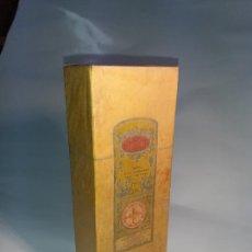 Botellas antiguas: CAJA FRASCO DE FARMACIA ELIXIR JARABE LEFEL // SIN DESPRECINTAR AÑOS 20. Lote 252213575