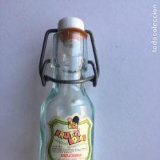 Botellas antiguas: BOTELLA FRUTTI BOLAS DULCIORA. Lote 252770435