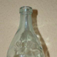 Botellas antiguas: ANTIGUA BOTELLA DE AGUA SOLARES. Lote 255383650