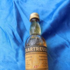 Bouteilles anciennes: BOTELLIN CHARTREUSE. Lote 266433623