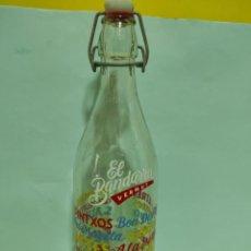 Botellas antiguas: VERMUT EL BANDARRA. Lote 267035004