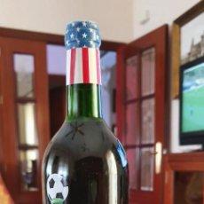 Botellas antiguas: BOTELLA VINO BORDEAUX WORLD CUP USA 94. Lote 270235773